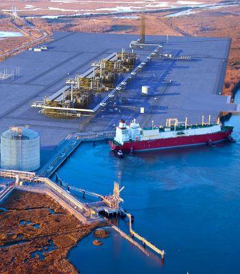 Sempra LNG's Cameron Facility