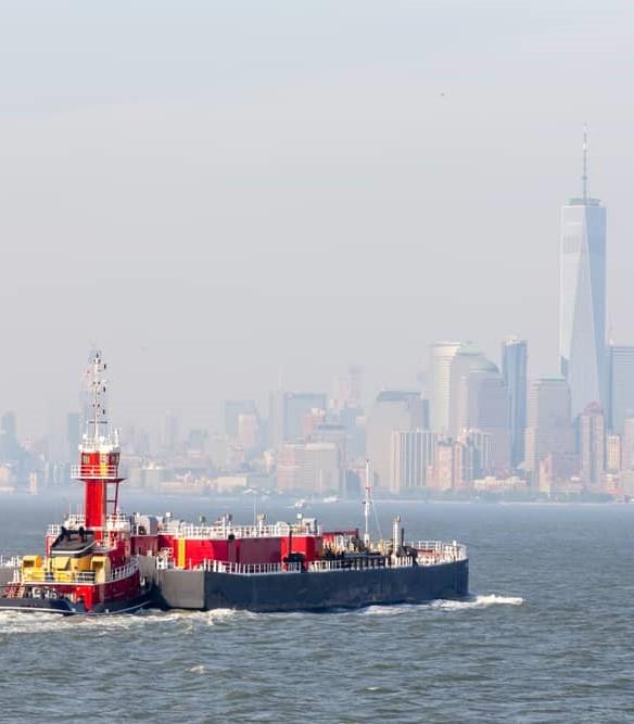 Webber R|A Barge Week- Part 2: The M&A Menu