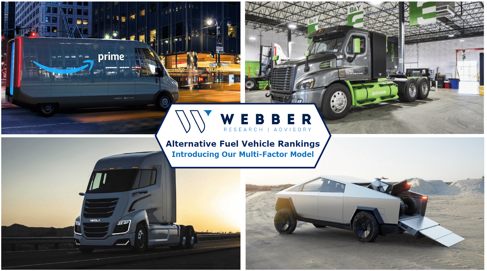 Webber Research: Ranking Alternative Fuel Vehicles – Introducing Our Multi-Factor Model
