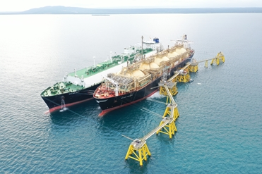 Webber Research LNG Weekly + GLNG Operating Update 10.15.21